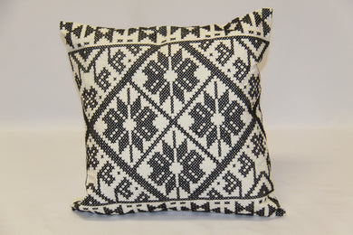 Ukrainian Embroidered Pillow