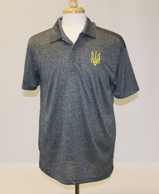 Men's Lightweight Tryzub Golf Shirt
