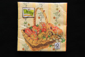 Easter Basket Napkins 20pk