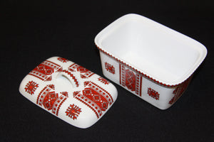 Full Pound Butter Dish