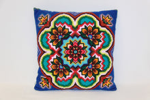 Load image into Gallery viewer, Traditional Ukrainian Embroidered Pillow
