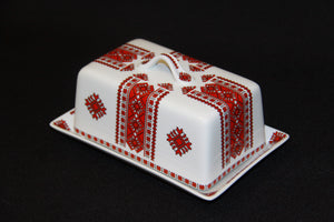 1 Pound Butter Dish