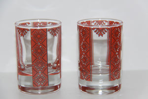 Short 2oz Shot Glass