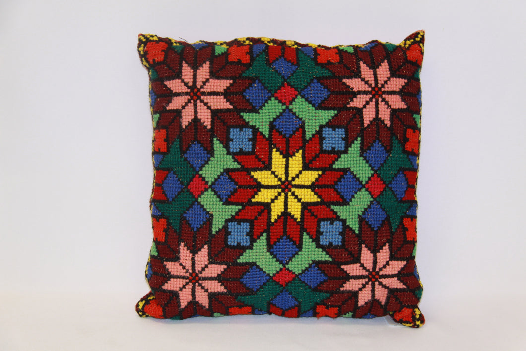 Traditional Ukrainian Pillow