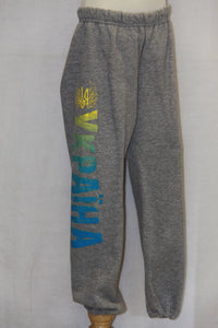 Ukraine Youth Sweatpants Grey