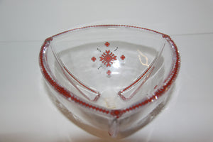 Triangle Candy Dish