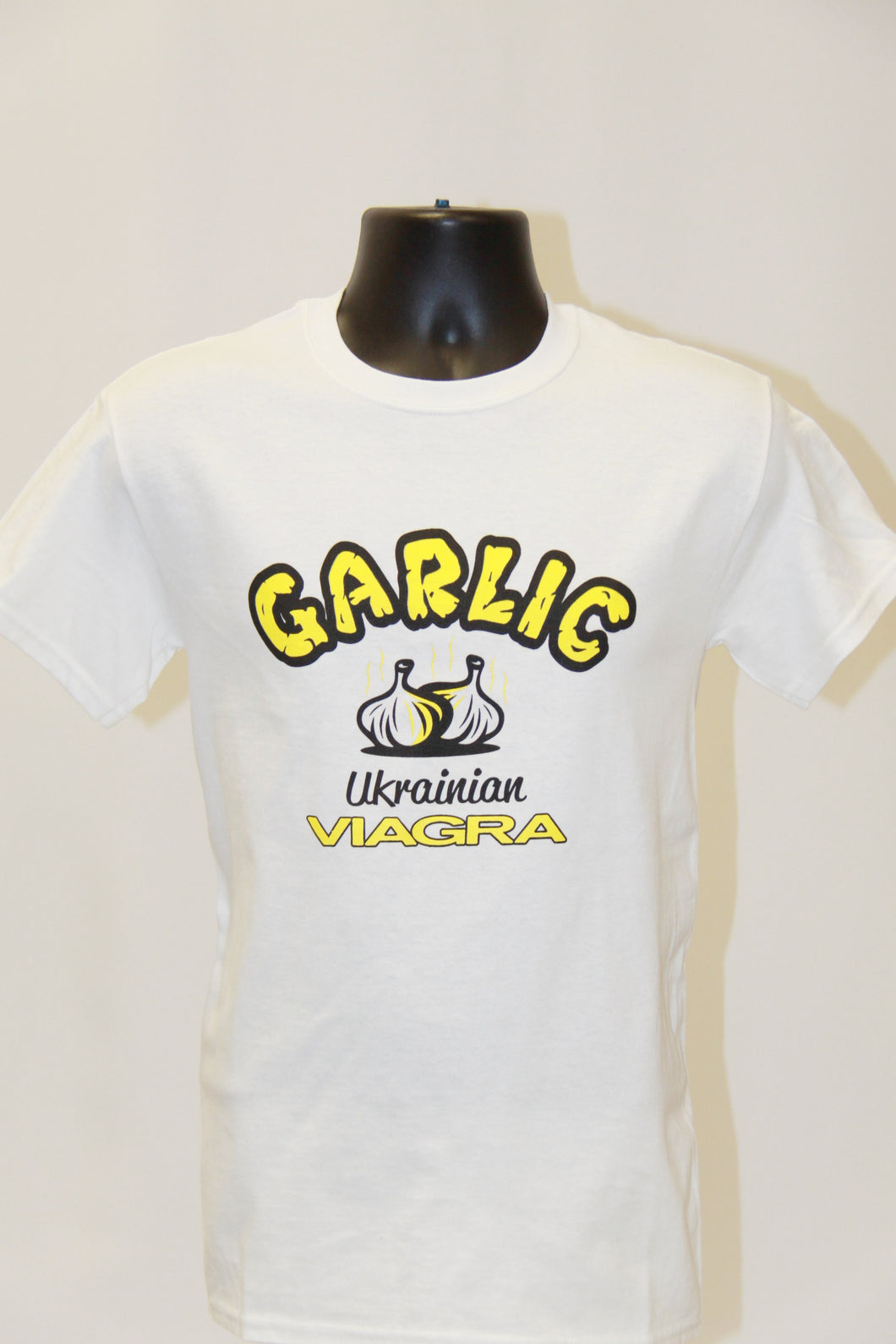 Garlic Ukrainian Viagra T-Shirt