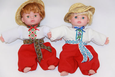 Ukrainian Dance Dolls