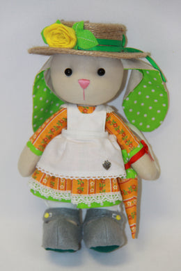 Soft Rabbit Doll
