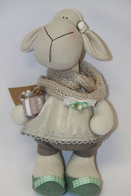 Little Lamb Soft Doll