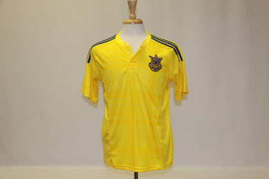 Men's Ukraine Soccer Jersey