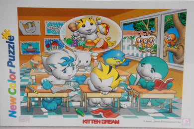 Kitten Dream- 500 pc