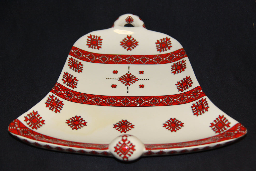 Bell Serving Plate