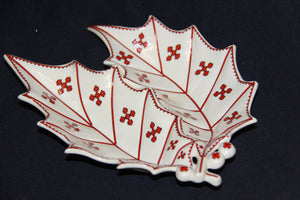 Double Leaf Tray