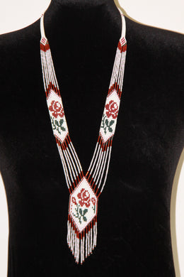 Red Rose Gerdan Necklace