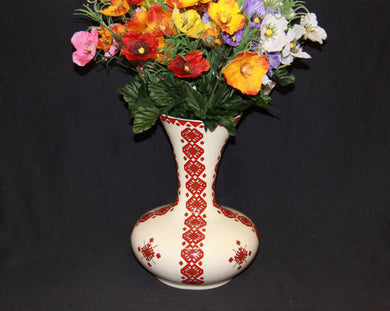 Wide Bottom Vase