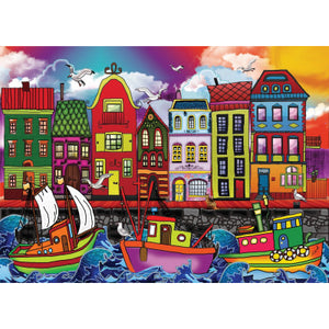 Fishing Port- 2000 PC