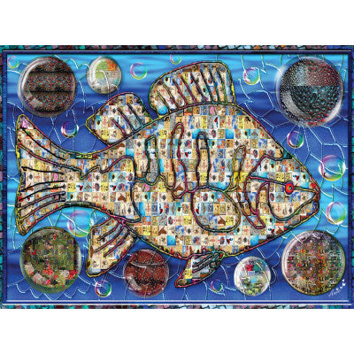 Mosaic Fish 2- 1000 PC