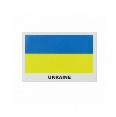 Ukraine Flag Fridge Magnet