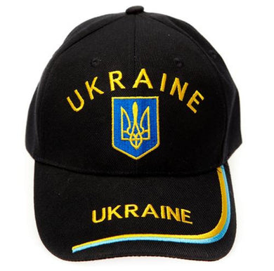 Ukraine Embroidered hat