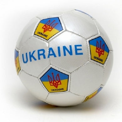 Ukraine Soccer Ball