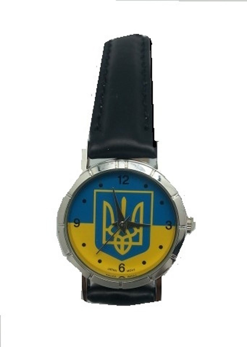 Ladies Leather Ukraine Watch