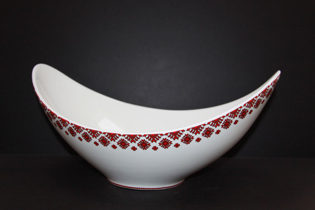 large wave bowl
