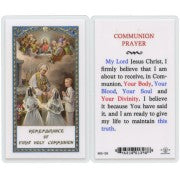 Communion Prayer- Prayer Card