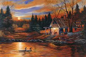 Romantic Scenery- 1500 PC