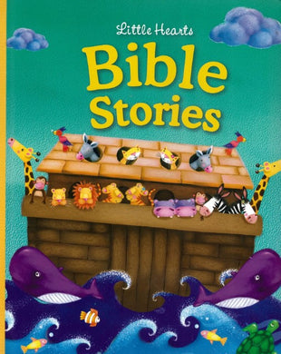 Little Hearts- Bible Stories