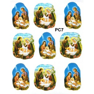 Nativity 9 Stickers