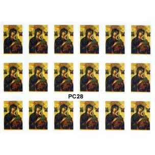 Perpetual Help 18 Stickers