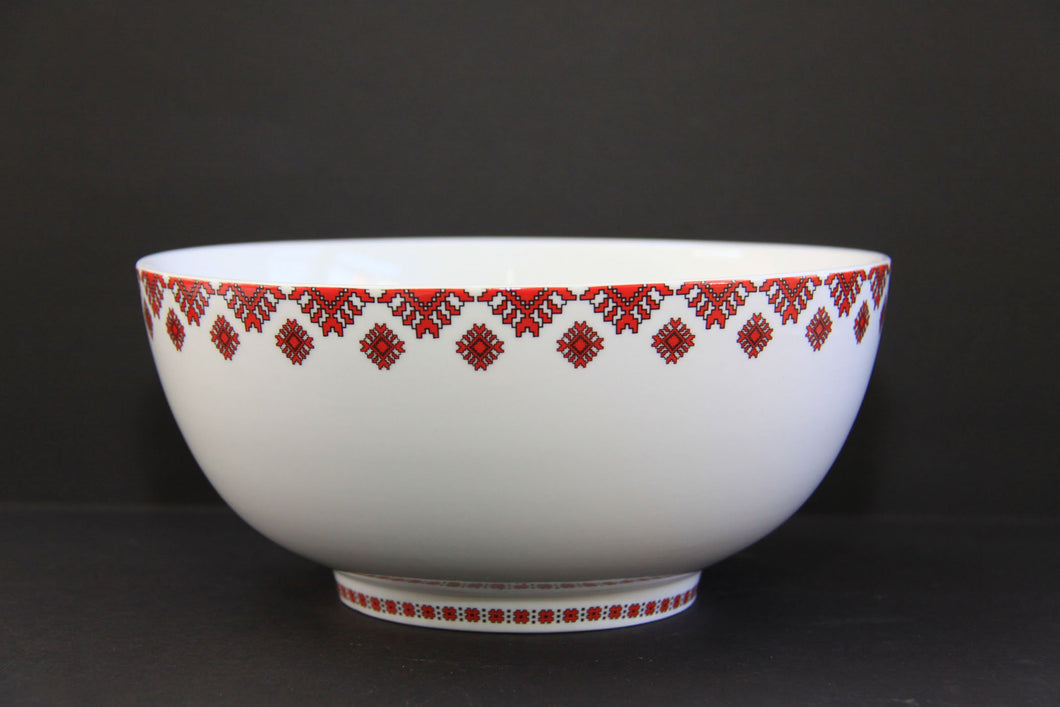 medium serving bowl 9