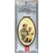 St.Anthony Visor Clip