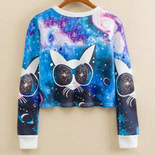 Load image into Gallery viewer, cool cat sweater