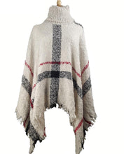 Load image into Gallery viewer, Lucia - Women's Peruvian Wool Poncho