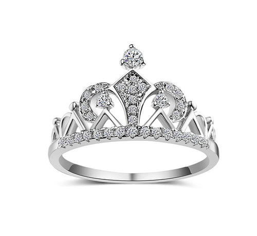 crown ring unique jewelry for women