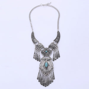 The Victoria - Vintage Boho Collar Necklace