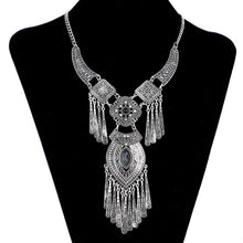 Load image into Gallery viewer, The Victoria - Vintage Boho Collar Necklace