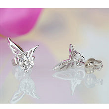 Load image into Gallery viewer, Angelic Touch - Angel Wings Earrings
