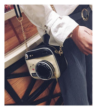 Load image into Gallery viewer, Flashy Camera Handbag