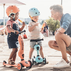Scoot and Ride Step Highwaykick 1 Peach Kinderstep