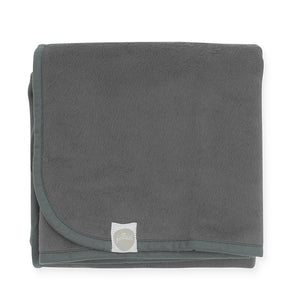 Jollein Fleece Deken 75x100cm dark grey