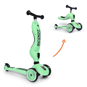 Scoot and Ride Step Highwaykick 1 Kiwi Kinderstep