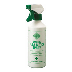 Barrier Natural Flea & Tick Spray 400ml