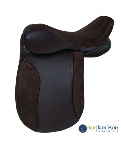 Sam Jamieson Show Saddle