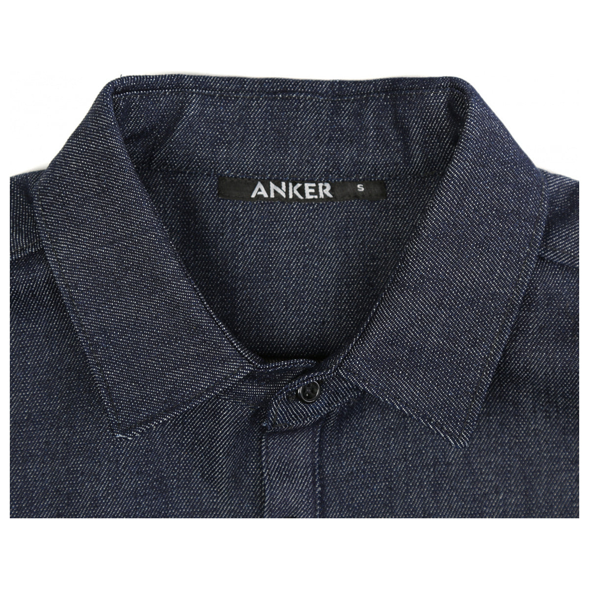 DENIM 10 OZ SHIRT