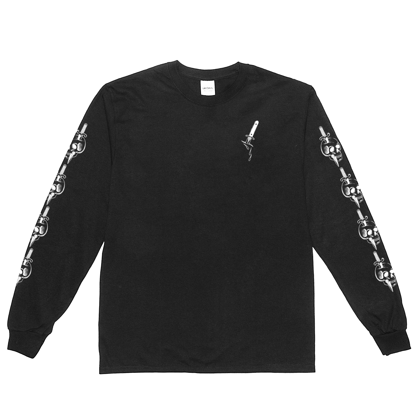 Лонгслив ANKER TRUE TO DEATH LS TEE