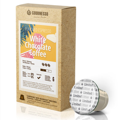 Eco Line - White Chocolate Coffee - 10 Capsules
