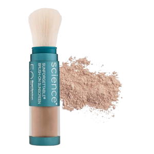 Colorescience Sunforgettable SPF 50 Brush - Deep